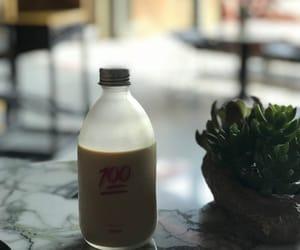 100, qatar, and coffee image