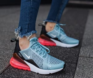 nike sneakers, nike shoes, and air max 270 image