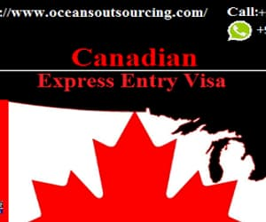 canada express entry, canada crs points, and family visa for canada image