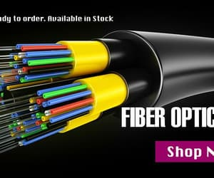 speaker cable, fiber cable, and communication cable image