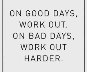 workout and quotes image