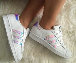 adidas shoes, adidas superstar, and adidas sneakers image