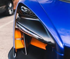 blue, luxury, and orange image