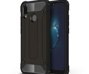 huawei p20 lite and tough x-armour case image