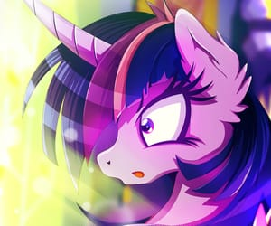 friendship, friendship is magic, and mlp fim image