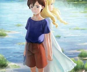 anime, anime girl, and anna image