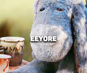 disney, eeyore, and film image