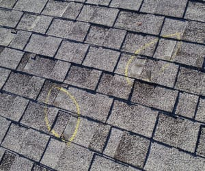 roofing, roofing contractor, and roof inspection image