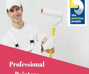 professional painters and commercial painting image