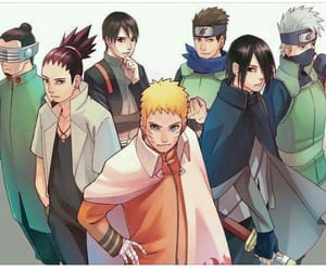 naruto, sai, and sasuke image