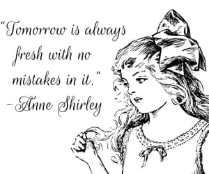 anne, illustration, and quotes image