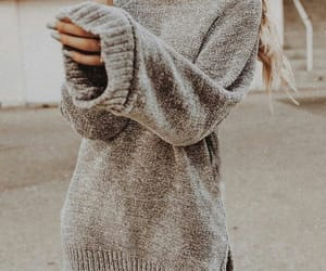 fashion, autumn, and clothes image