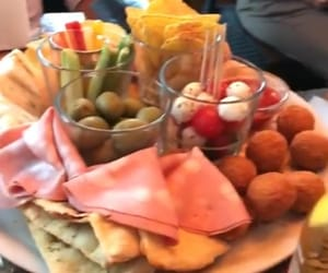 food, tapas, and appetizer image