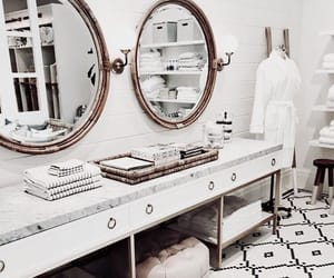 bathroom, interior, and decor image