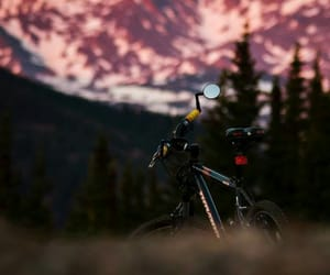 android, beach, and biking image