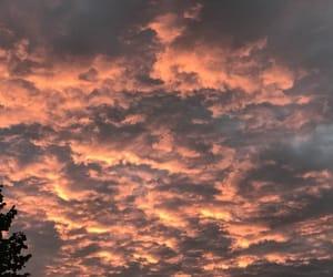 amazing, sunset, and beautifulsky image