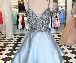 fashion, prom dresses, and cocktail dresses image