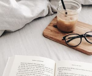 books, chill, and reading image