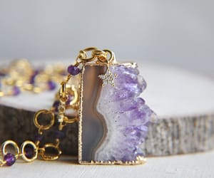 crystals, etsy, and festival fashion image