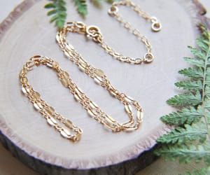 etsy, simple necklace, and boho jewelry image