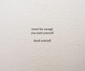 book, quotes, and travel image
