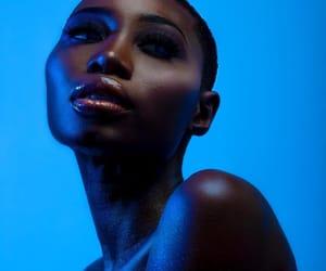 dark skin, melanin, and black girl magic image