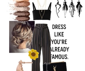 chic, daily, and dress image