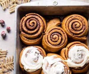 Cinnamon, cinnamon rolls, and desserts image