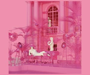 art and pink image