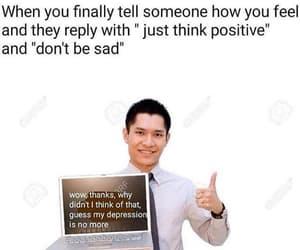 depression, lol, and memes image