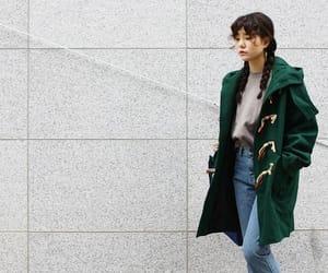 fashion, style, and asian fashion image