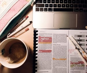 study, books, and college image