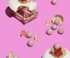 candy, jelly, and pie image