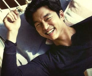 handsome, happiness, and gong yoo image