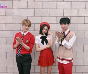 kpop, jeno, and yeeun image
