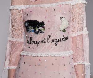 designer, princess, and runway image