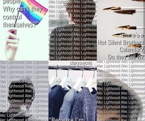 aesthetic, the mortal instruments, and nephilim image
