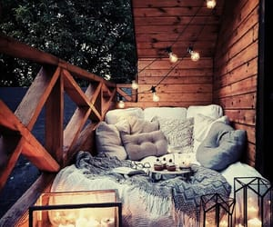 beautiful, cuddle, and garden image