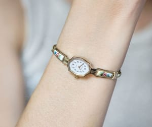 etsy, watch, and watch bracelet image