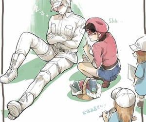 anime, at, and kawaii image