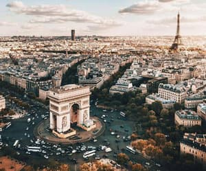 article, travel, and france image
