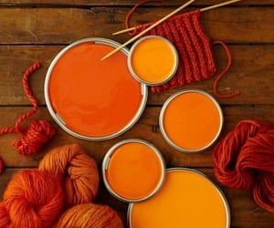 article, оранжевый, and orange image