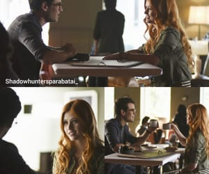 lewis, clary fray, and shadowhunters image