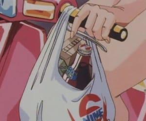 anime, aesthetic, and gif image