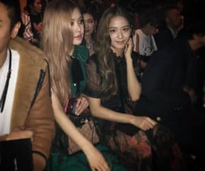 coach, blackpink, and rose image