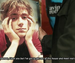love, my mad fat diary, and blur image