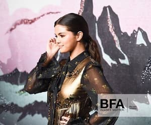 coach, selena gomez, and fashion show image