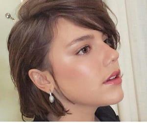 atriz, cabelo, and clean image