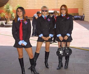 dulce maria, RBD, and angelique boyer image