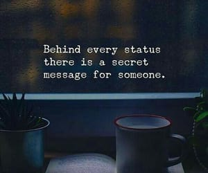quotes, secret, and text image